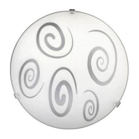 R.1822 Spiral menny. D25 E27 60W fehér