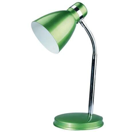 R.4208 Patric asztali lámpa E14 40W, zöld