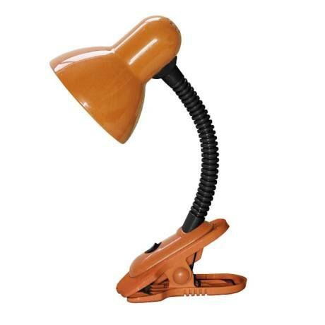 R.4258 Dennis asztali lámpa E27 40W narancs
