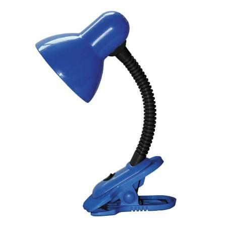 R.4260 Dennis asztali lámpa E27 40W kék
