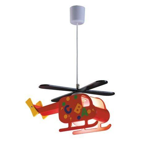 R.4717 Helicopter gyerek függeszték E27 1x40W