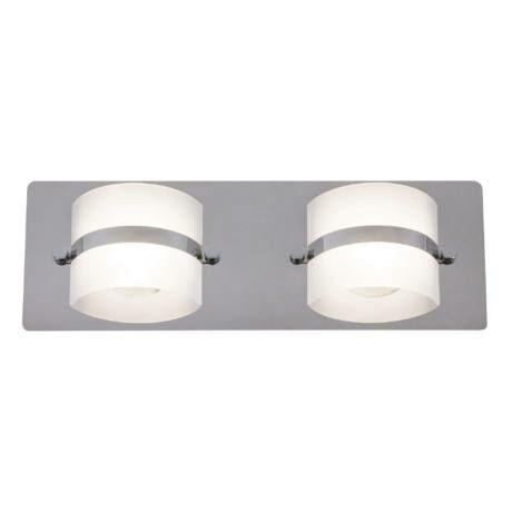 R.5490 Tony fürdőszobai, fali LED2X5W,króm,IP44