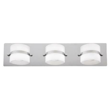 R.5491 Tony fürdő, fali LED 3X 5W,króm,IP44