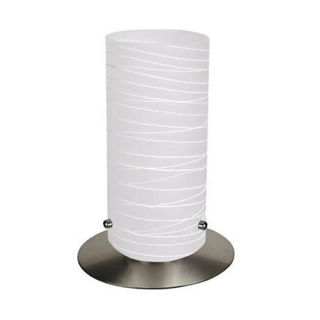 R.6339 Aurel asztali E27 1x60W sz.króm opál