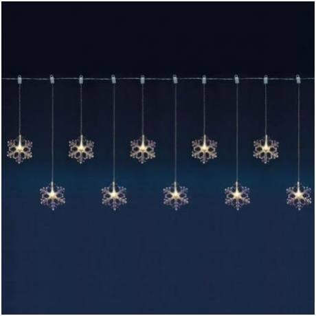 Somogyi LED fényfüggöny KAF8/F