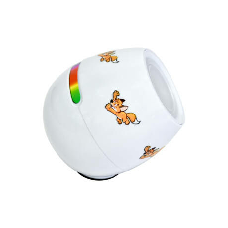 Somogyi  LED hangulatvilágítás gyerek 3 db színváltós LED RGB VUK LC02