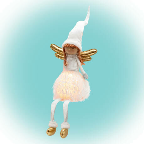 Világító angyal 65cm KDD 65