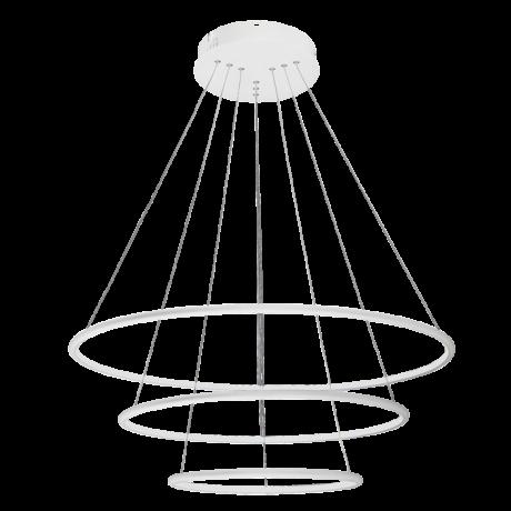Donatella 95W mennyezeti lámpatest 5774 Lm 4000K természetes fehér Rábalux 2545