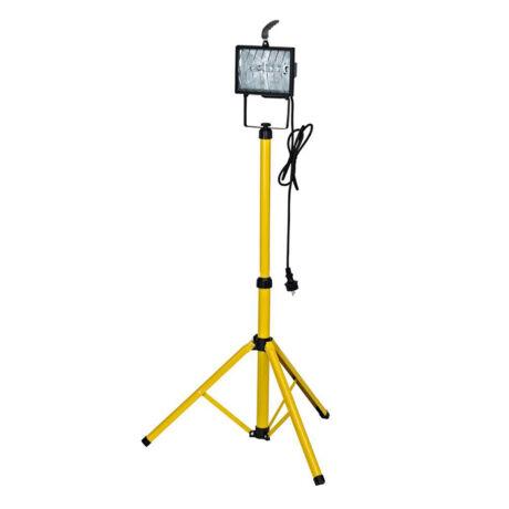 Anco állványos halogén reflektor fényvető 400W IP20 állvánnyal 321038