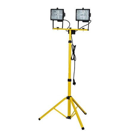 Anco állványos halogén reflektor fényvető 2x400W IP20 321039