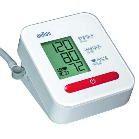 Vérnyomásmérő felkaros BUA 5000 Braun
