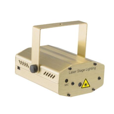 Lézer projektor, karácsonyi fényeffekt, 230V DL XMS Somogyi