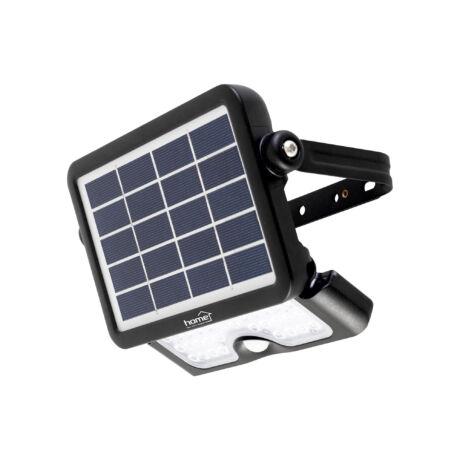 Home Szolár paneles LED 500Lm 6000K reflektor PIR mozgásérzékelővel FLP 500 SOLAR