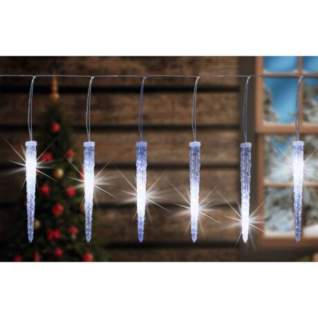 Somogyi  LED-es jégcsap fényfüzér 270 db hideg fehér LED KJL 35