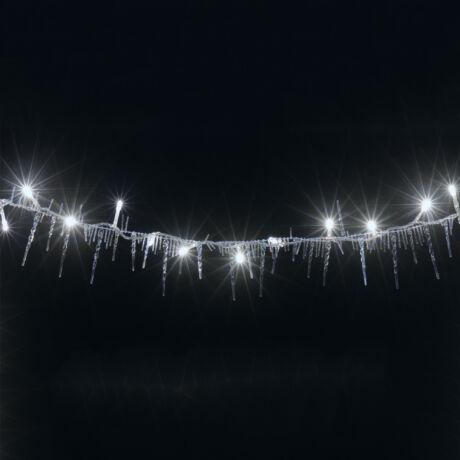 Home LED-es izzósor, jégcsap, 2,5m, IP44, 230V KLG 50 Somogyi