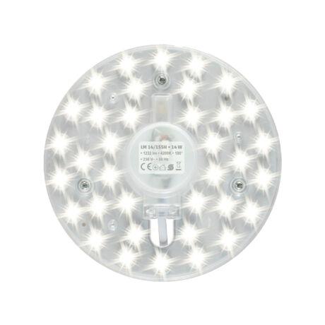 Somogyi LED MODUL 14W 1232lm  4200K  230V mágnesezhető lámpatesthez LM 14/155H
