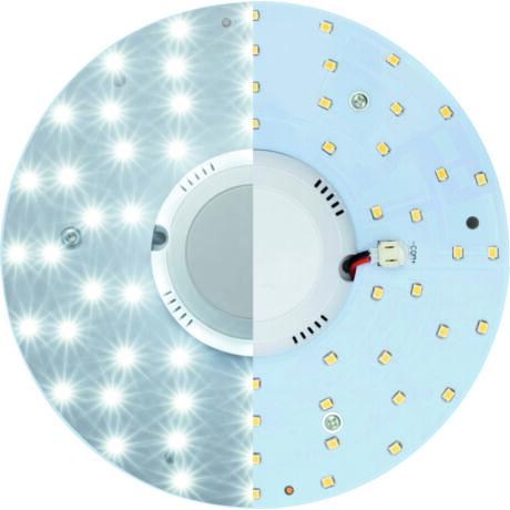Somogyi LED modul 12W 1090 Lm 4200K mozgásérzékelővel lámpatesthez D16 LMS 12/165H