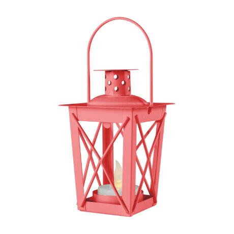 Somogyi  LED-es lámpás, piros IP20 Somogyi LTN 10/RD