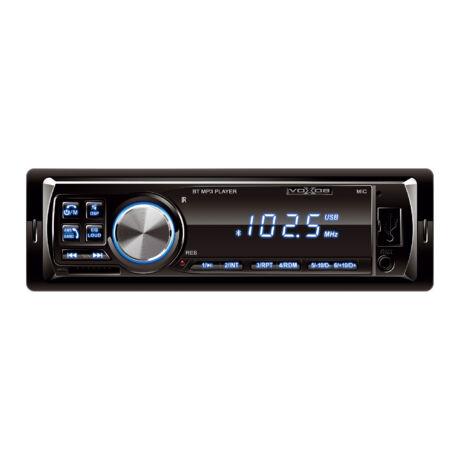 Home Autórádió és MP3 lejátszó kék VBT 1000/BL