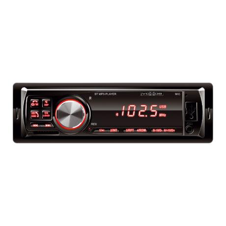 Home Autórádió és MP3 lejátszó piros VBT 1000/RD Somogyi