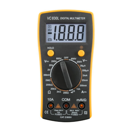 Somogyi Digitális multiméter VC 830L