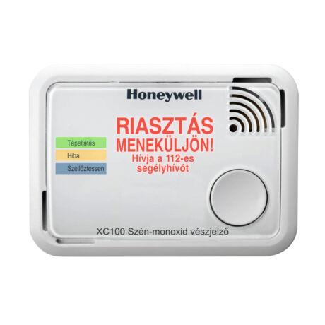 Somogyi Szén-monoxid vészjelző IP44 XC100-HU-A