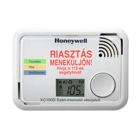 Honeywell Szén-monoxid vészjelző IP44 XC100D-HU-A