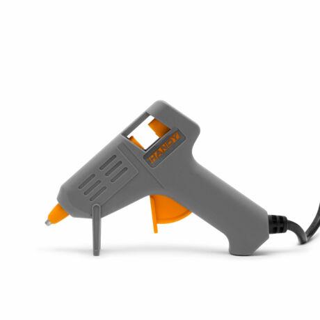 Handy ragasztópisztoly - 7 mm mini szürke 15W 11098GY
