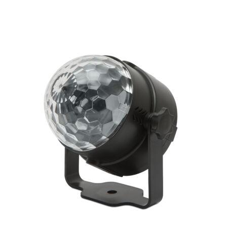 LED-es partyfény kristály 3W 54915