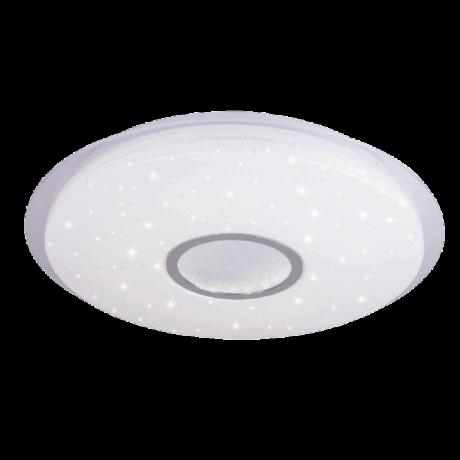 Optonica LED 40W 2800 Lm mennyezeti lámpatest 3000K - 6400K meleg fehér-hideg fehér matt fehér+ csillogó búrával szerelt DL2279