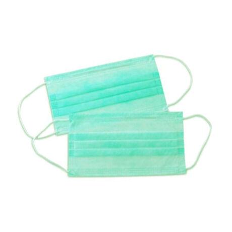 Háromrétegű szájmaszk gumis egészségügyi szájmaszk KÉSZLETEN 99011