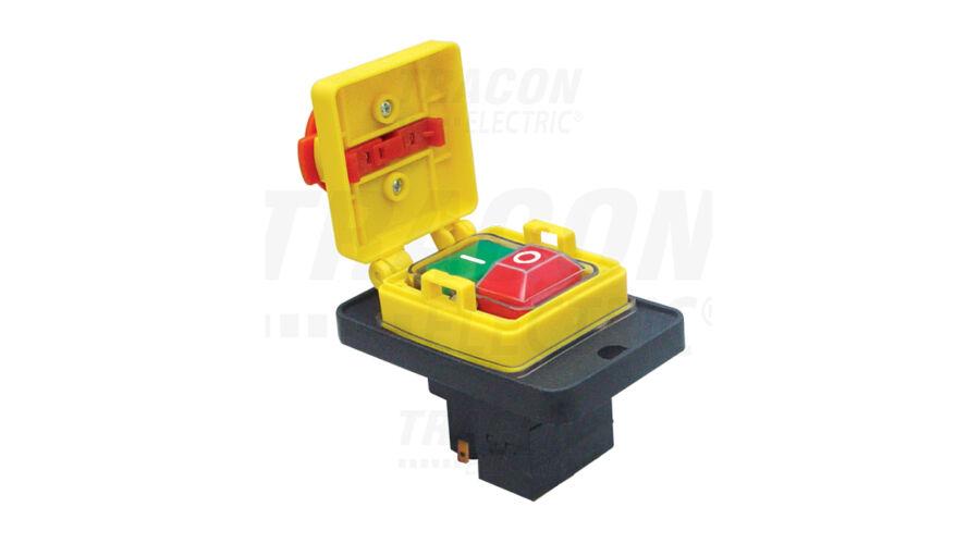 Tracon relés biztonsági kapcsoló gombafejű reteszeléssel SSTM-317 ... 210ae93f56